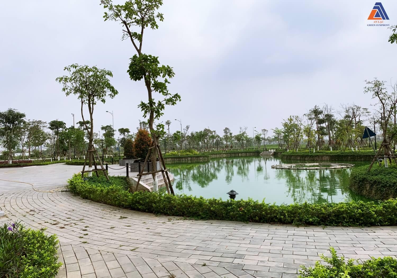 Công viên hiện hữu tại Vân Canh An Lạc