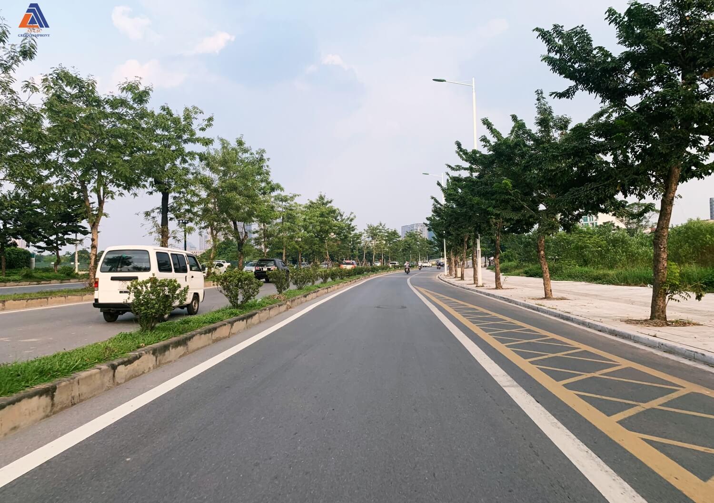 Tuyến đường Trần Hữu Dực