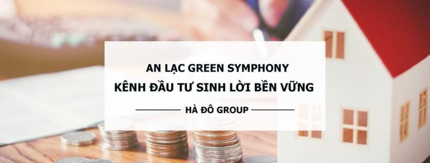 An Lạc Green Symphony kênh đầu tư sinh lời