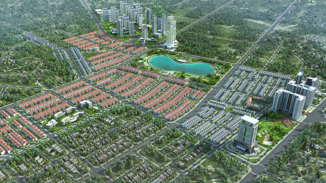 Khu đô thị mới Dương Nội Hà Đông