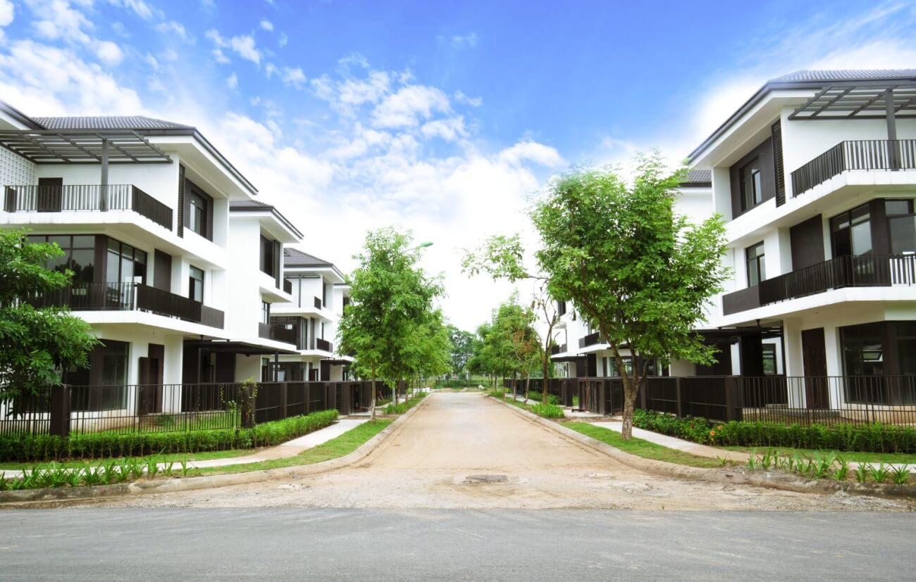 Phối cảnh biệt thự Hà Đô An Khánh