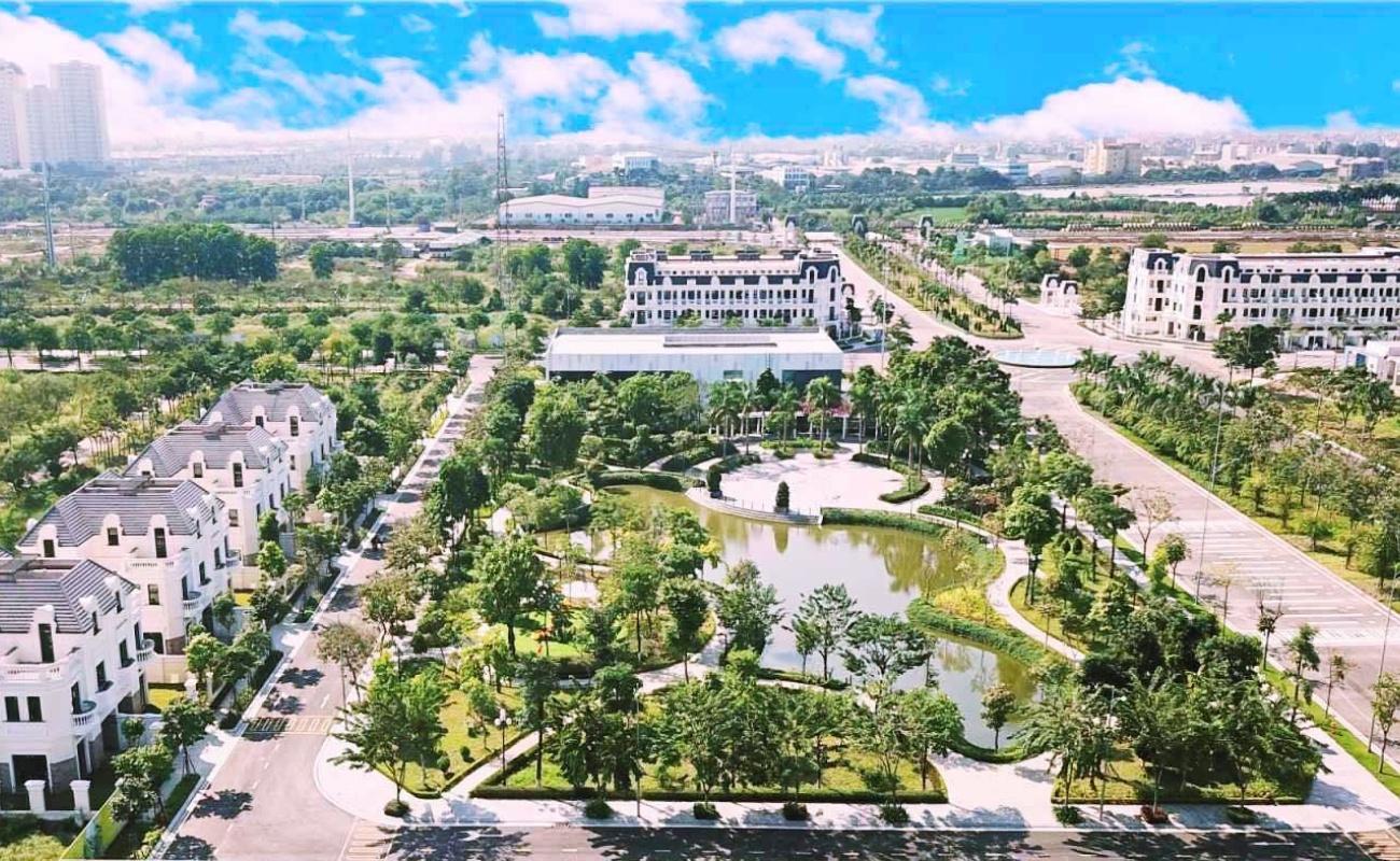 Tiến độ xây dựng khu đô thị đại học vân canh